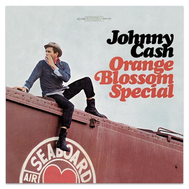 Johnny Cash Orange Blossom CD