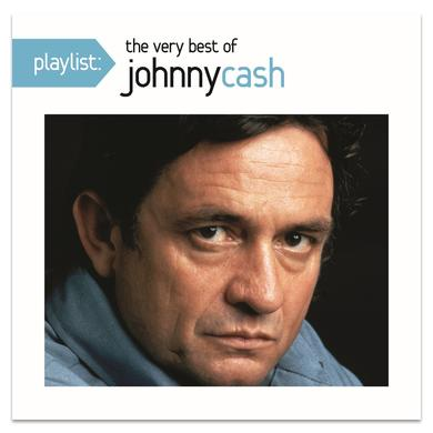 Playlist: The Very Best Of Johnny Cash CD