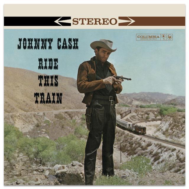 Johnny Cash Ride This Train CD