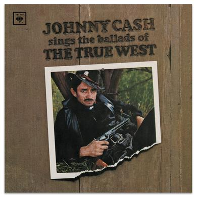 Johnny Cash Sings Ballads Of The True West CD