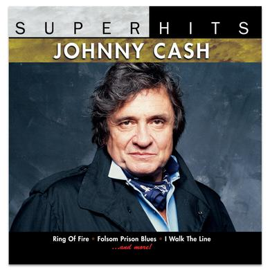 Johnny Cash Super Hits CD
