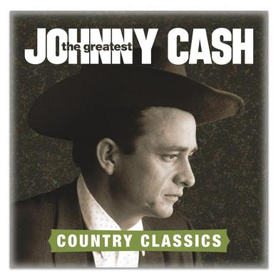 Johnny Cash The Greatest: Country Songs CD