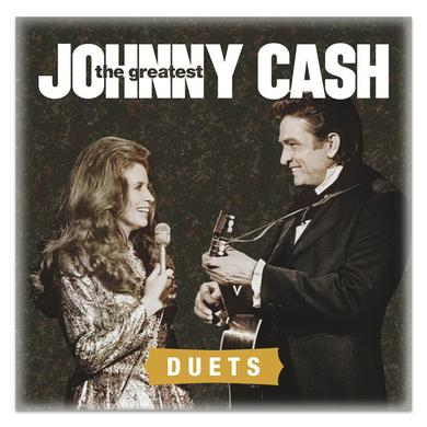 Johnny Cash The Greatest: Duets CD