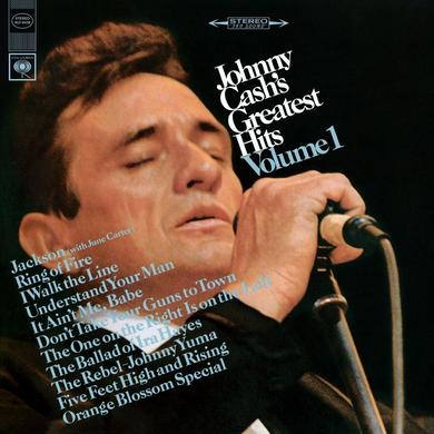 Johnny Cash - Greatest Hits, Vol. 1 (Vinyl)