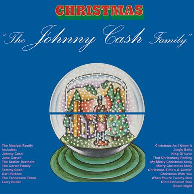 Johnny Cash Family - Christmas LP (Vinyl)