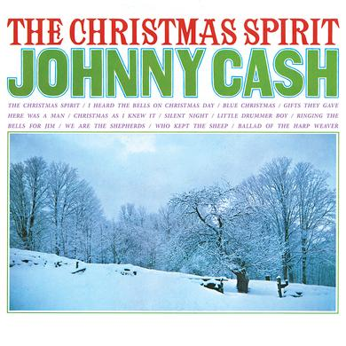 Johnny Cash - The Christmas Spirit LP (Vinyl)