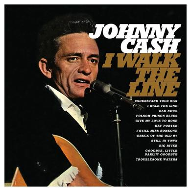 Johnny Cash - I Walk The Line (Vinyl)
