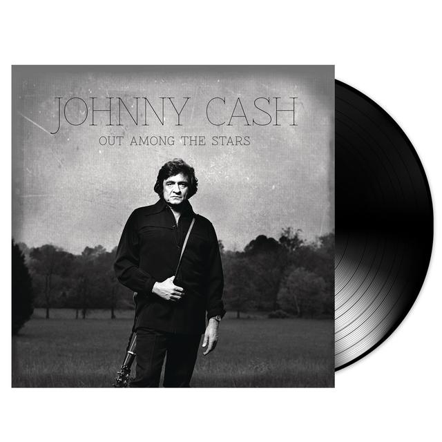 Johnny Cash Out Among The Stars LP