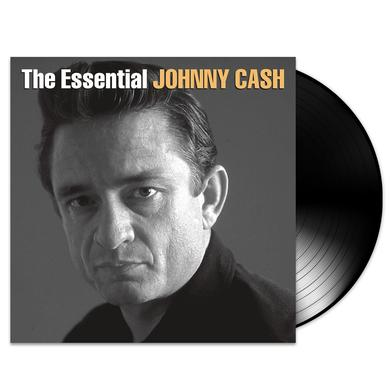 The Essential Johnny Cash LP (Vinyl)