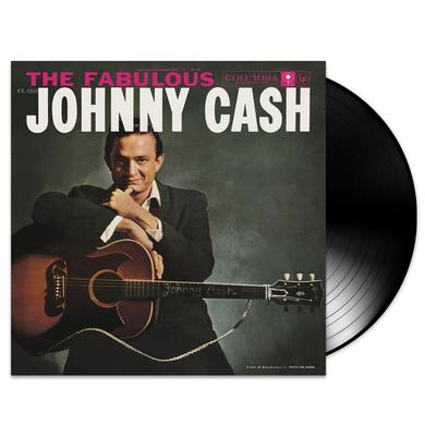 The Fabulous Johnny Cash LP (Vinyl)