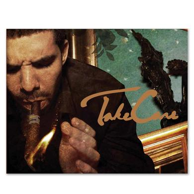 Drake Smoke Shot 8x10 Photo