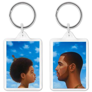 Drake Nothing Was The Same Album Keychain