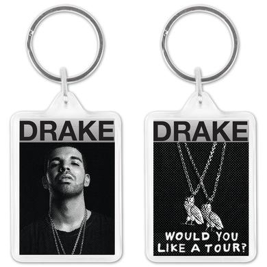 Drake Would You Like A Tour Keychain