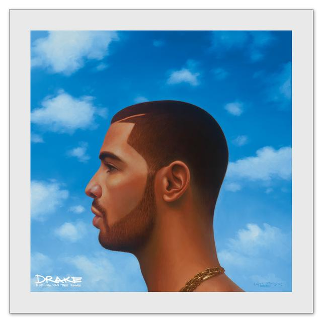 Drake Nothing Was The Same Lithograph - Adult