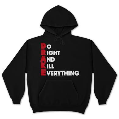 Drake Hoodie | Do Right
