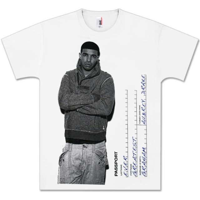 Drake Passport T-Shirt