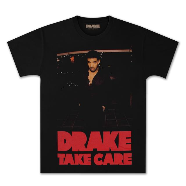 Drake Take Care Photo T-Shirt