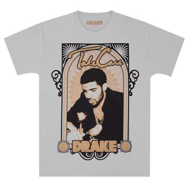 Drake Take Care Gold T-Shirt