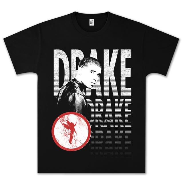 Drake 3 Up Bars T-Shirt