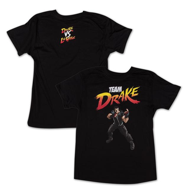 Drake vs. Lil Wayne - Team Drake T-Shirt