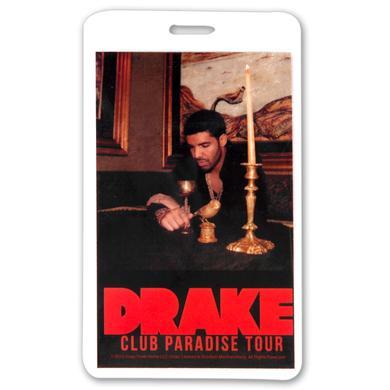 Drake Tour Laminate