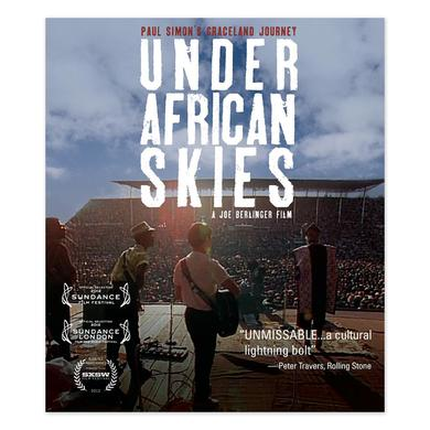 Paul Simon Under African Skies Blu-Ray