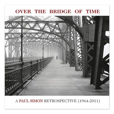 Paul Simon Over The Bridge Of Time: A Paul Simon Retrospective (1964-2011) CD