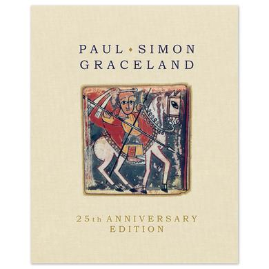 Paul Simon Graceland 25th Anniversary Edition CD/DVD