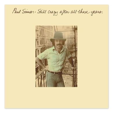 Paul Simon Still Crazy After All These Years LP (Vinyl)