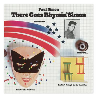 Paul Simon There Goes Rhymin' Simon LP (Vinyl)