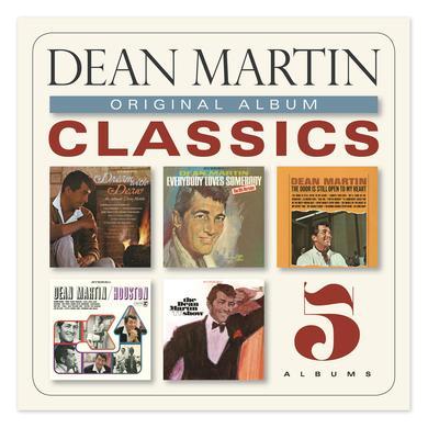 Dean Martin Original Album Classics CD