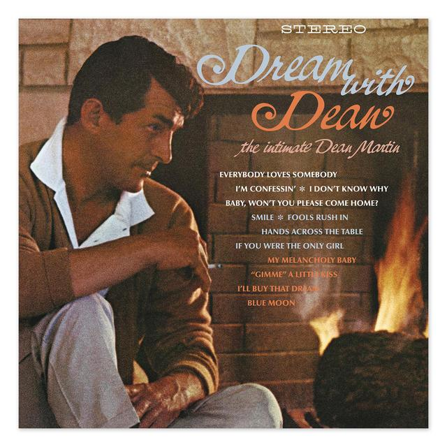 Dean Martin Dream With Dean LP