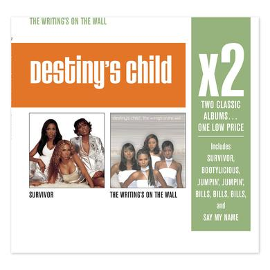 Destiny's Child X2 CD