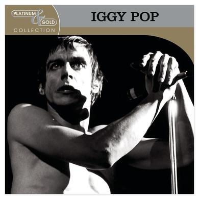 Iggy and the Stooges Iggy Pop Platinum and Gold Collection CD