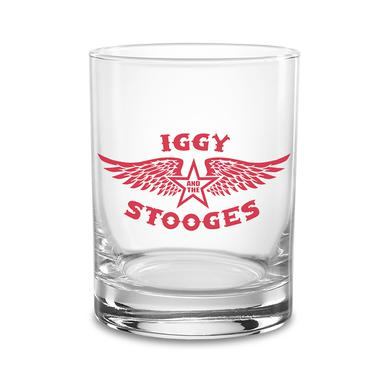 Iggy and the Stooges Wings 13.5oz Rocks Glass