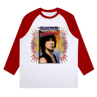 Iggy and the Stooges Iggy Pop Instinct Raglan