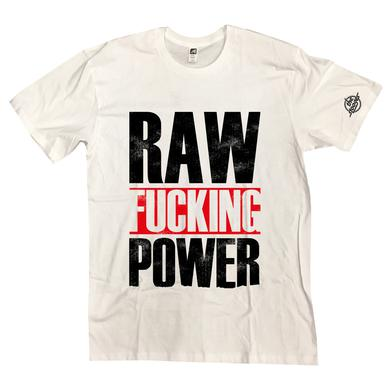 Iggy and the Stooges Raw Fucking Power T-shirt