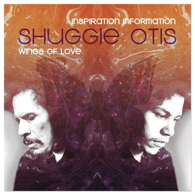 Shuggie Otis Inspiration Information / Wings of Love CD