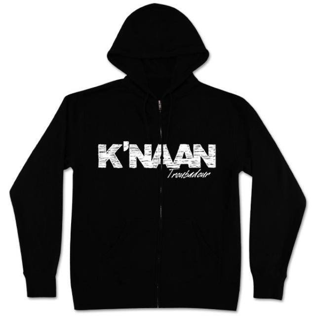 K'Naan Zip Hoodie