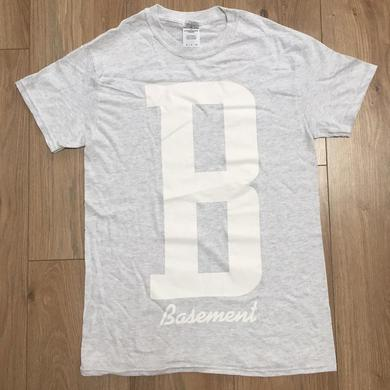 Basement B HEATHER GREY TEE