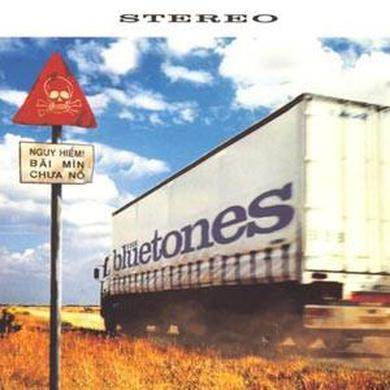 The Bluetones Bluetonic CD Single