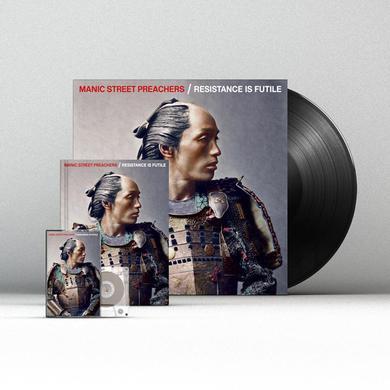 Manic Street Preachers Deluxe CD + LP + Cassette Bundle (Vinyl)
