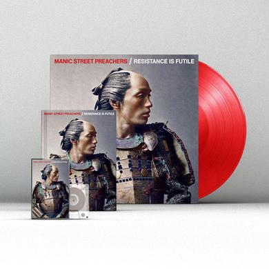Manic Street Preachers Deluxe CD  + Colour LP + Cassette Bundle (Vinyl)
