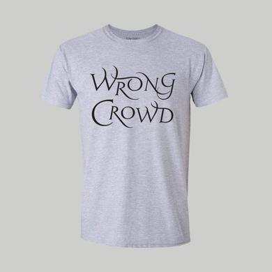 Tom Odell WRONG CROWD GREY T-SHIRT