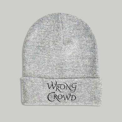 Tom Odell WRONG CROWD GREY  BEANIE