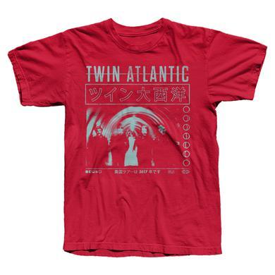 Twin Atlantic RED JAPANESE TEE