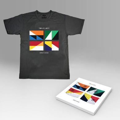 Twin Atlantic Super Deluxe Box Set & T-Shirt Bundle
