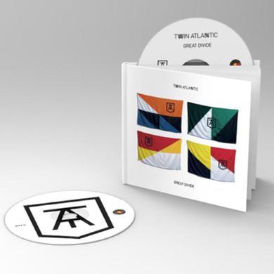 Twin Atlantic Great Divide Deluxe CD & DVD