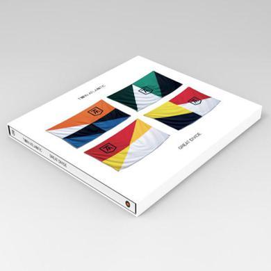 Twin Atlantic Great Divide Standard Album