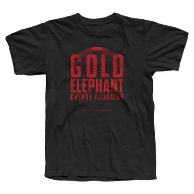 Twin Atlantic Gold Elephant Tee